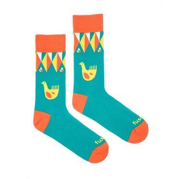 Ponožky - Detské Líška na love