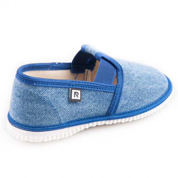 935b0540b Detská obuv - papuče riflové s uzavretou špicou - Prezuvky.sk