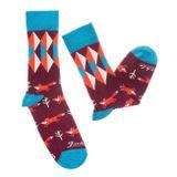 Ponožky - Detský Lišiačik
