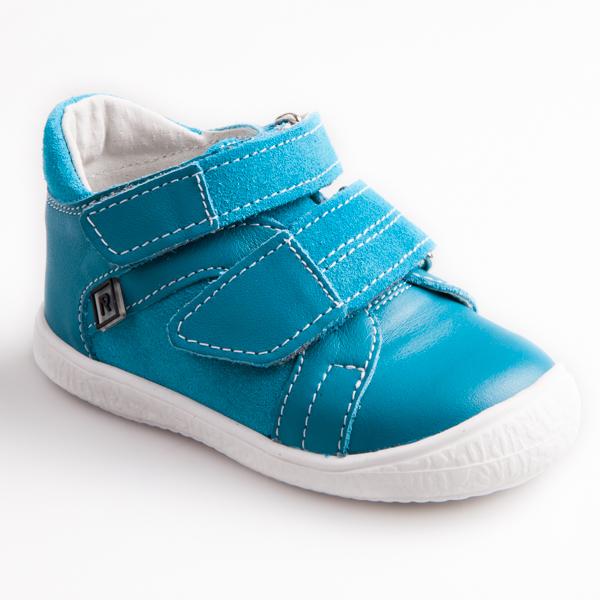 ad40866a6b16b Detská obuv - topánky tyrkysové - Prezuvky.sk