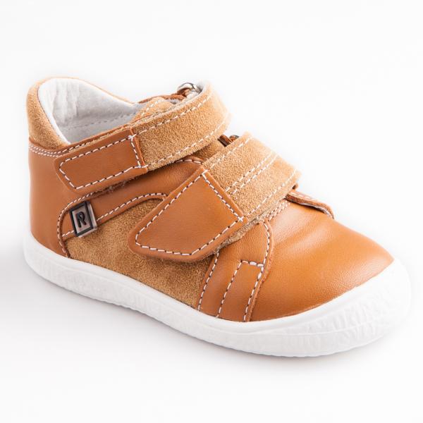 602e343a7e Detská obuv - topánky hnedé dan - Prezuvky.sk