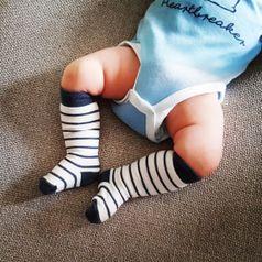 Baby podkolienky ŇuŇu pohoďák