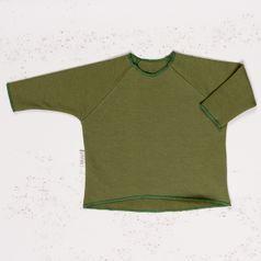 Mikina zelená