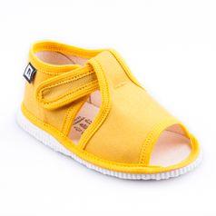 Papuče žlté