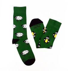 Ponožky unisex - Chopok leto