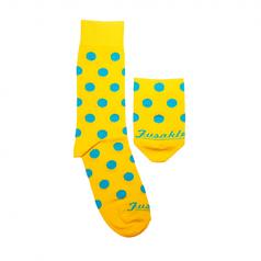Ponožky unisex - Horčičák