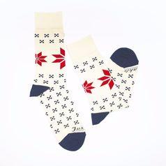 Ponožky unisex - Hviezda zo severu