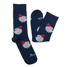 Ponožky unisex - Ježko