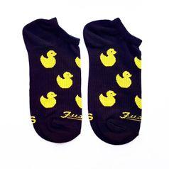 Ponožky unisex kotníkové - Gumikačka členkový