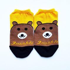 Ponožky unisex kotníkové - Maco členkový