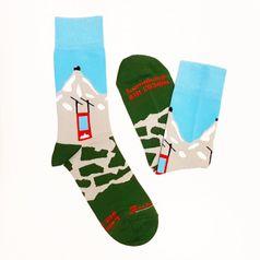 Ponožky unisex - Lomničák