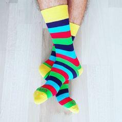 Ponožky unisex - Multikulturalista