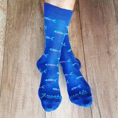 Ponožky unisex - rybár