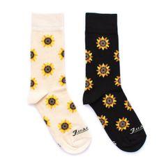 Ponožky unisex - Slnečnice
