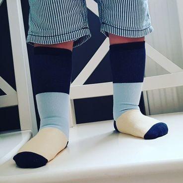 Baby podkolienky ŇuŇu Hipsterko