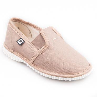 Papuče béžové
