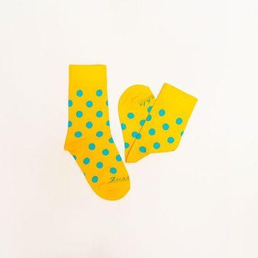Ponožky - Detský horčičák