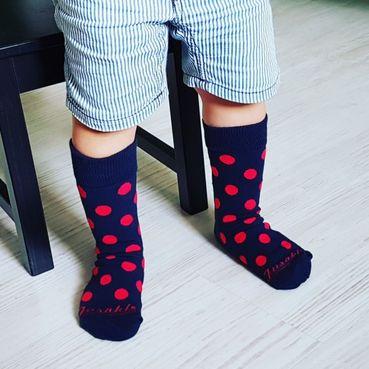 Ponožky - Detský mesiačik