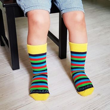 Ponožky - Detský multikulturalista