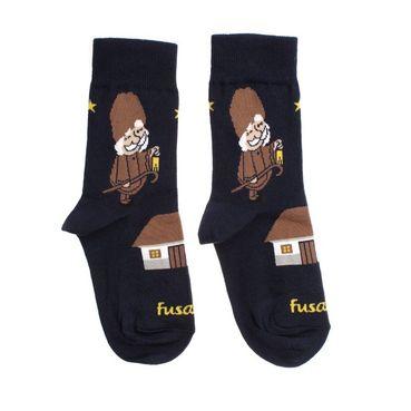 Ponožky Detský deduško večerníček