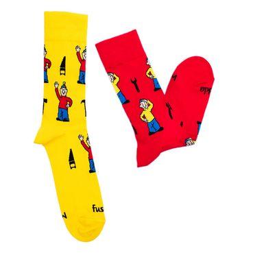 Ponožky - Detskí Pat a Mat