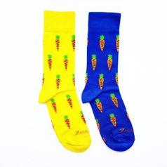Ponožky unisex - MRKVÁČ