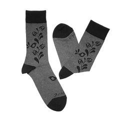 Ponožky unisex - Vtáčik