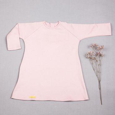 Šaty ružové GOTS