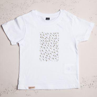 Tričko púpava - GOTS